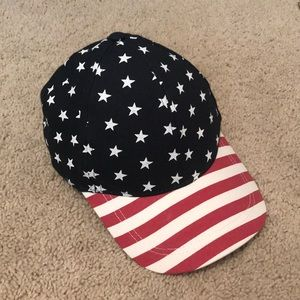 D&Y Stars and Stripes hat